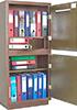 Бухгалтерский сейф (шкаф) Меткон ШБ 8