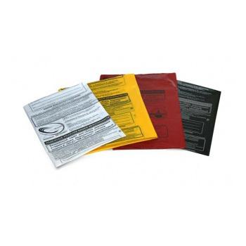 Пакет для медицинских отходов 600x1000 (эконом, 15 мкн) без стяжки