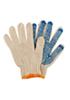 Перчатки х/б с ПВХ напыление, 4-х нитка 10 шт