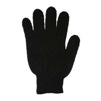 Перчатки полушерсть
