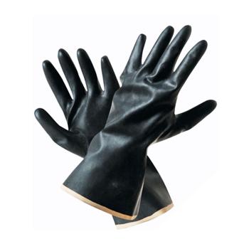 Перчатки технические КЩС, тип 2, с ворсовой подложкой