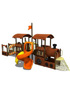 Детская площадка Поезд-18