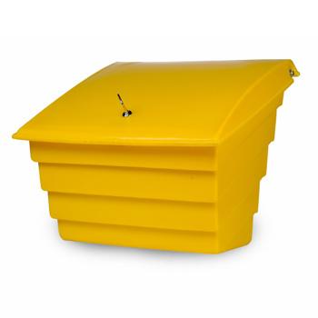 Пластиковый контейнер для песка, соли, реагентов 250 л.