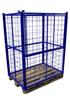 Сетчатое ограждение для европоддона 800x1200x1595 ОПС-1500