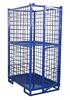 Сетчатое ограждение для европоддона с дверью 800x1200x1770 ОПС-1800-М