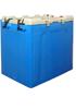 Изотермический контейнер объемом 150 л., RIC-150 с крышкой