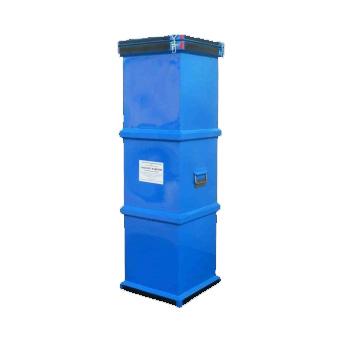 Специализированный герметичный контейнер для ртутных ламп ГСК-БРЛ-Z