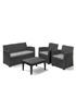 Комплект мебели CORONA SET
