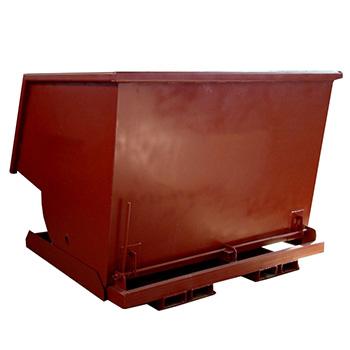 Саморазгружающийся контейнер для сбора ТБО 3,5 куб.м.