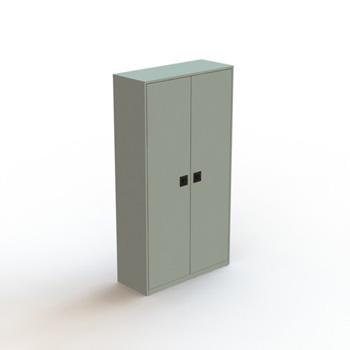Шкаф металлический архивный ВСА-100(40)