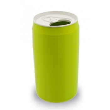 Корзина для мусора Capsule зеленая