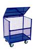 Трубчатый контейнер с открываемыми створками КСМ-5 700x1200x860