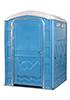 Мобильная туалетная кабина Специальная