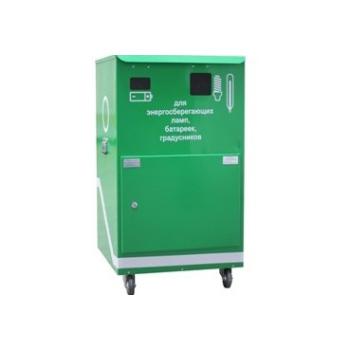 Модульный контейнер для сбора батареек и ртутных ламп Гринбокс
