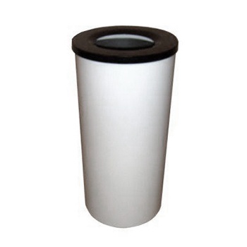 Урна-пепельница круглая с внутренним ведром П 300x300x600