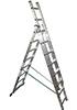 Стремянки-лестницы бытовые, универсальные, профессиональные