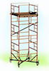 Вышка-тура стальная Атлант 6,2м площадка 2x2м