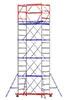 Вышка-тура стальная МЕГА 1 - 7,4м