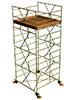 Вышка-тура стальная строительная УЛТ-200 10.1м площадка 2x2