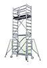 Профессиональная алюминиевая вышка RAPIDO 160 9,90 м (FARAONE)