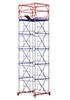 Вышка-тура стальная МЕГА 3 - 2,8м