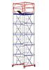 Вышка-тура стальная МЕГА 3 - 6,4м