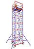 Вышка-тура стальная МЕГА 4 - 20,8м