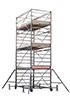 Мобильная вышка-тура GIERRE Gigantissimo D.Lgs.81/08 Арт. TM402