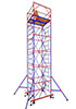 Вышка-тура стальная МЕГА 5 - 11,2м