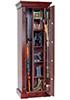 Элитный оружейный сейф Меткон ОШ 235 Эл (2 ствола)