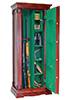 Элитный оружейный сейф Меткон ОШ 335 Эл (3 ствола)