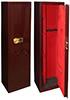 Элитный оружейный сейф Valberg Сафари EL Gold (4 ствола)