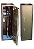 Оружейный сейф Меткон ОШ 2С (2 ствола)
