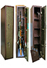 Оружейный сейф Меткон ОШ 3Т (3 ствола)