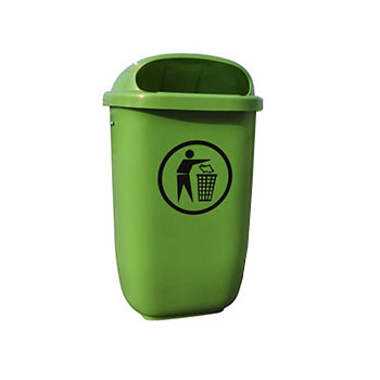 Урна для отходов навесной BOXSAND 60л.