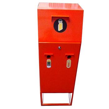 Контейнер ЛБТ К3 для сбора и хранения компактных ламп, батареек и термометров
