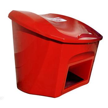 Ящик для песка, соли, реагентов противогололедных 0,5 м3 (с дозатором)
