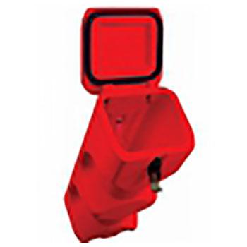 Ящик (пенал) для огнетушителя 9-12 кг