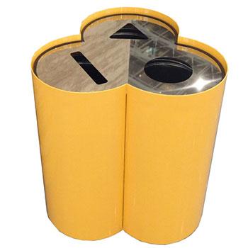 Урна для раздельного сбора мусора Бонго