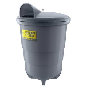 Заглубленный контейнер ECOBIN 5000