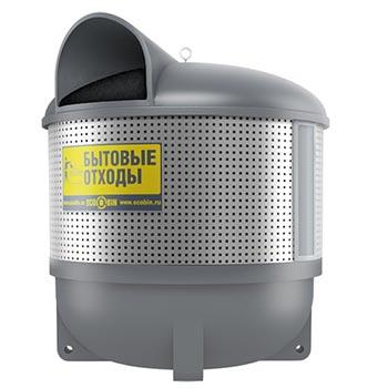 Мелко заглубленный контейнер ECOBIN 3000 М